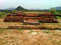 A Buddhist Vihara at Bojjanakonda Monastic Ruins, Andhra Pradesh.jpg