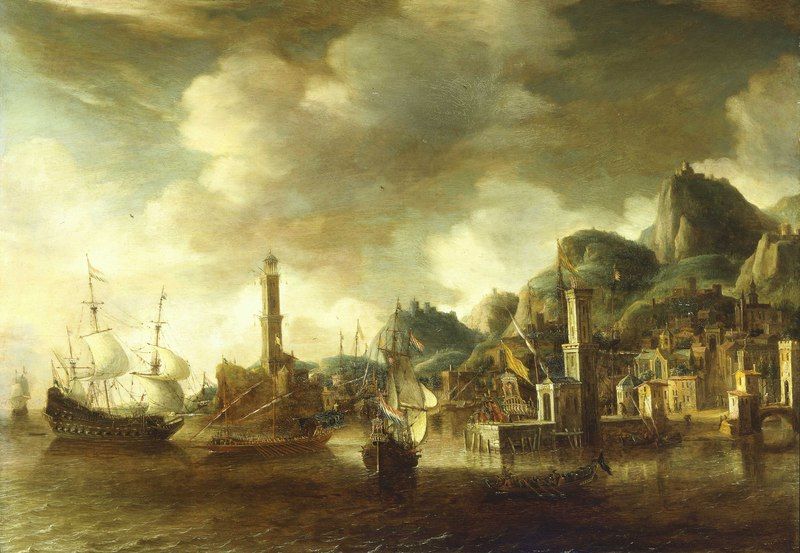 an overview of the rise of industry in holland in the 17th century Keywords: gdp, national accounts, holland, economic growth, historical  development  growth during the centuries before the industrial revolution10   which agricultural labor was released already since the 17th century is.