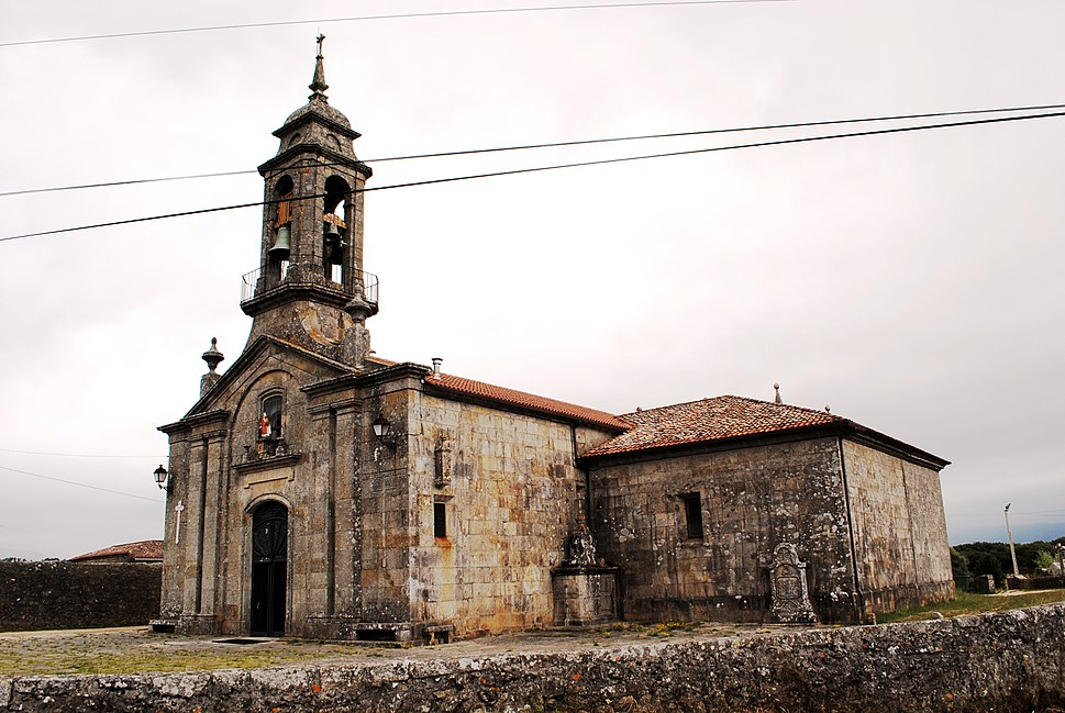 Iglesia de Salcidos