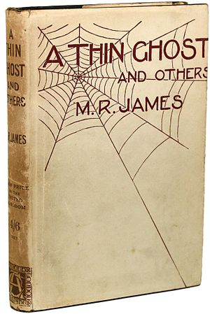 A Thin Ghost and Others - Image: A Thin Ghost and Others MR James