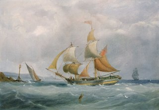Joseph Walter English painter