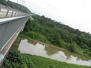 Perak River - Image: A bridge over Sungei Perak
