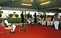 A delegation of Farmers from Rajasthan, Maharashtra, Punjab, Haryana and Delhi meeting with the Prime Minister, Dr. Manmohan Singh, in New Delhi on February 21, 2008.jpg