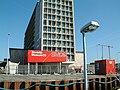 A photo of the former and demolished municipal head Post office of Amsterdam on Oosterdokseiland in 2005; a high-resolution image.jpg