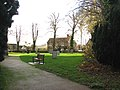 A seat by the path - geograph.org.uk - 1594156.jpg