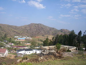 Μπαμπάνε: Abacus Backpackers Mbabane Swaziland