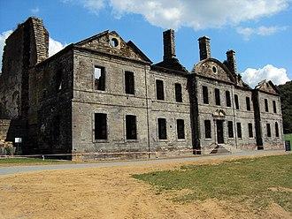 Bon Repos sur Blavet - The abbey of Notre-Dame of Bon-Repos, in Saint-Gelven
