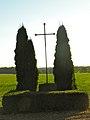 Abbaye de Marcheroux croix.JPG