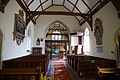 Abbess Roding - St Edmund's Church - Essex England - nave interior looking east.jpg