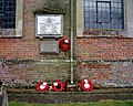 Abbotts Ann - War Memorial - geograph.org.uk - 657633.jpg