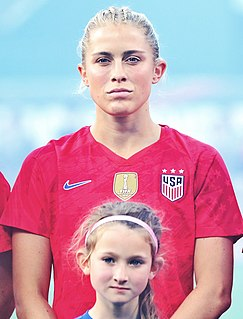 Abby Dahlkemper American association football player