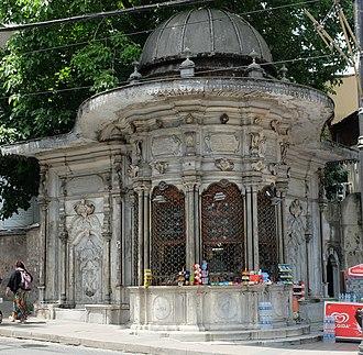 Sebil (fountain) - A historic sebil in Istanbul