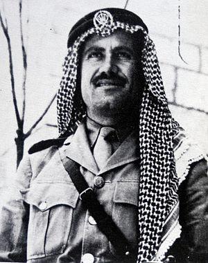 Abdullah el-Tell - Abdullah el-Tell