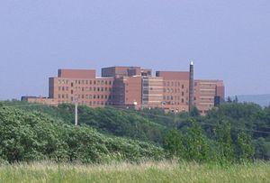 Aberdeen Regional Hospital - Image: Aberdeen Hospital Distance
