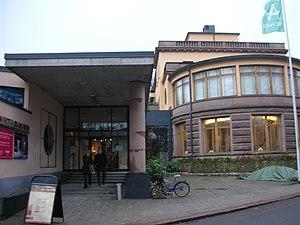 Aboa Vetus & Ars Nova - Main entrance