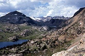 Absaroka-Beartooth Wilderness - Image: Absaroka Beartooth Wilderness NPS1