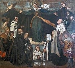 The Virgin of Carmel