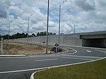 Accesos al nuevo Aeropuerto Carrasco - panoramio.jpg