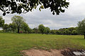 Across park towards south from the Woodyard at Wollaton Park, Nottingham, England.jpg
