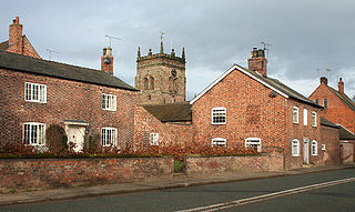 Acton, Cheshire Human settlement in England