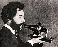 Image result for First telephone