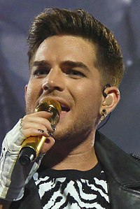 Adam Lambert AdamLambert-Queen-Houston 7-9-14.jpg