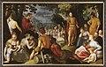 Adam van Noort - The preaching of St John the Baptist.jpg
