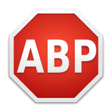 Description de l'image Adblockplus icon.png.