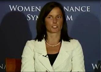 Adena Friedman - Adena Friedman at the US Department of the Treasury Women in Finance Symposium, July 12, 2011.