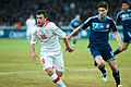 Admir Mehmedi, Frederico Fernandez (R) - Switzerland vs. Argentina, 29th February 2012.jpg