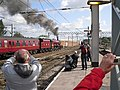 Admirers of steam - geograph.org.uk - 1490937.jpg