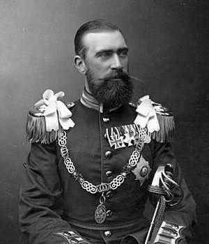Adolphus Frederick V, Grand Duke of Mecklenburg-Strelitz - Image: Adolf Friedrich V (Mecklenburg Strelitz)