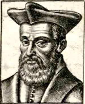 Adrianus Turnebus - Adrien Turnèbe