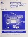 Advanced Public Transportation Systems- The State of the Art - Update '94 (IA advancedpublict9409john 0).pdf
