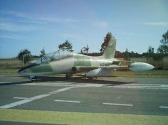 Aermacchi MB-339 - Argentine Naval Aviation MB-339