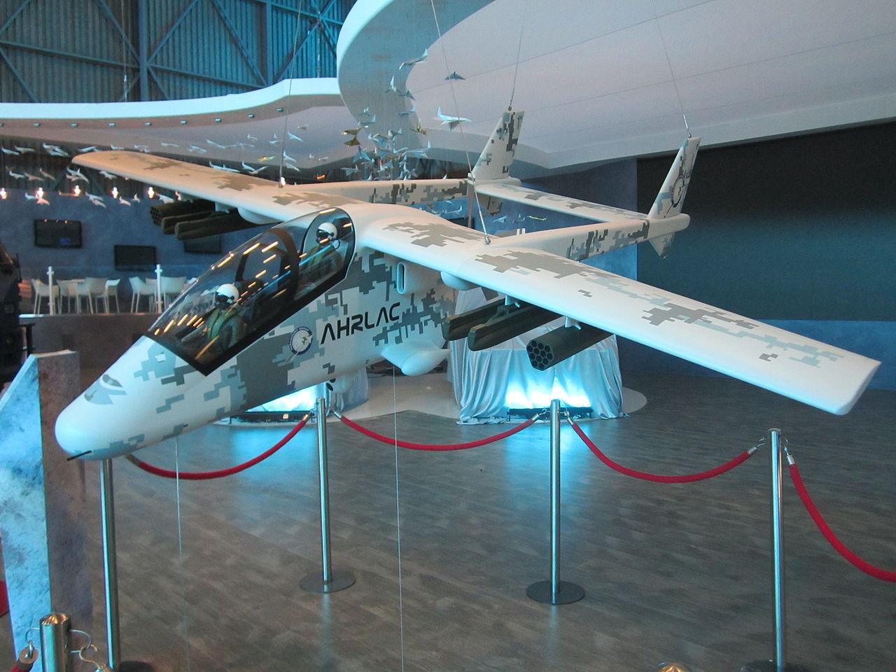 AHRLAC فكرة تستحق الاحترام 1280px-Aerosud_AHRLAC