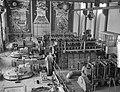 Afsluiting Oosterpolder Sluis Lelystad en werkhaven. Stoomgemaal exterieur, Bestanddeelnr 907-9564.jpg