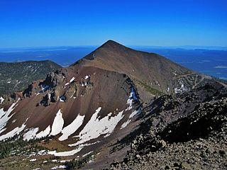 Agassiz Peak mountain