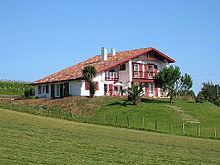 Maison basque — Wikipédia