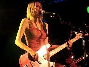 Aimee Mann - Mann in concert on October 15, 2005