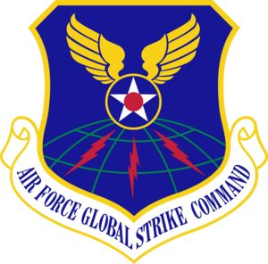 Shield of the United States Air Force Global S...