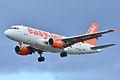 Airbus A319-100 easyJet (EZY) G-EZFT - MSN 4132 - Named Sir George White (10223033315).jpg