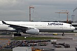 Airbus A330-343E Lufthansa D-AIKO (10761998396).jpg