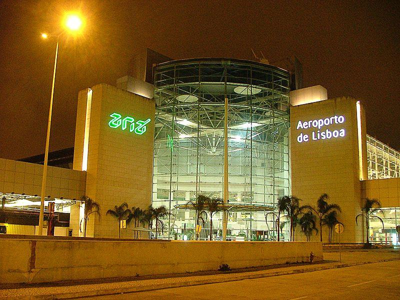 Pegar ônibus no aeroporto de Lisboa