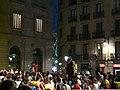 Ajuntament - Arribada de la xambanga de gegants P1160578.JPG