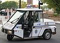 Akron Police three-wheeler - Akron Ohio - 2016-10-03 (29473540394).jpg