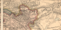 Aksai Chin and the valley of the Karakash in Ladakh, eastern Kashmir comprising the area from the eastern Pang gong lake in Ladakh in the bottom to the Kilian, Sanju-la and Hindutash Passes in Ladakh in the Kue.png