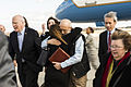 Alan Gross released from Cuban prison, arrives at Joint Base Andrews 141217-F-WU507-606.jpg