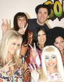 Alana Evans, Naomi, Melissa Martinez, Scott, Kat and Victoria Sweet on set Britney Rears 3.jpg