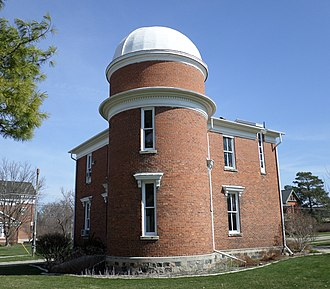 Albion College - Albion College Observatory